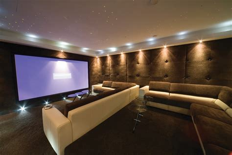 Small Home Theater Lighting How Can Home Lighting Enhance The Media In Your
