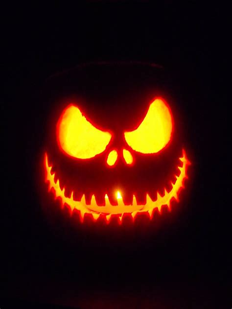 jack pumpkin jack skellington pumpkin halloween pinterest