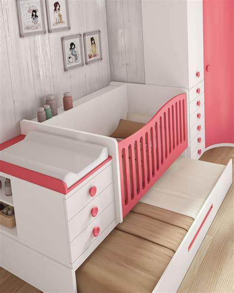 chambre bebe evolutive lit b 233 b 233 fille 2 233 volutif bc30 avec 233 tag 232 re d 233 co