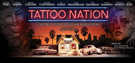 tattoo nation book the x fest