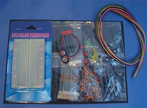 circuit breadboard kit breadboard electronics starter kit from mallinson review