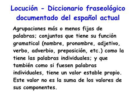 diccionario fraseologico documentado del fraseolog 237 a
