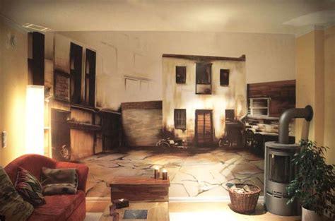 wohnzimmer malerei fassaden malerei wandmalerei in hamburg maler buhr