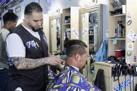 barber in milwaukee that will cut 1 year old south side barbershop owner creates one stop shop for hip