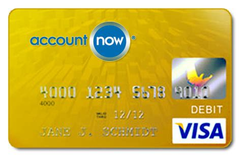Transfer Gift Card To Debit Card - accountnow gold visa prepaid debit card