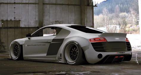 Preview: Liberty Walk Audi R8
