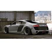 Liberty Walk Audi R8  SuperTunes