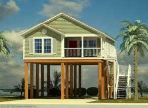 florida stilt home plans