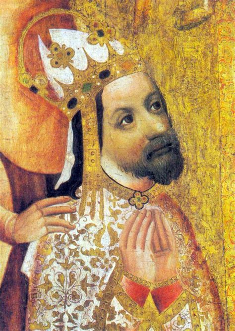 To A King By Labohemian charles iv holy emperor
