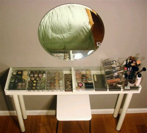 Create Your Own Vanity by Make Your Own Makeup Vanity Secre