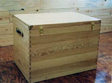 handmade custom oak tack box  larue woodworking