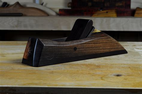Handmade Wood Planes - rosewood 12 inch 2 custom wood