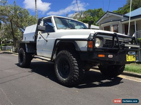 nissan turbo diesel nissan patrol gq ute 4x4 turbo diesel for sale in australia