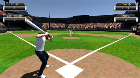 homerun baseball 3d android apps on play