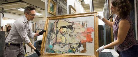 behind bedroom doors watch online stolen painting worth estimated 165m found behind bedroom door abc news