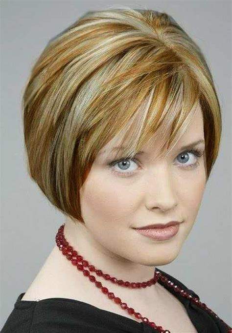 cute hair color for 40 year olds 40 super cute looks with short hairstyles for round faces