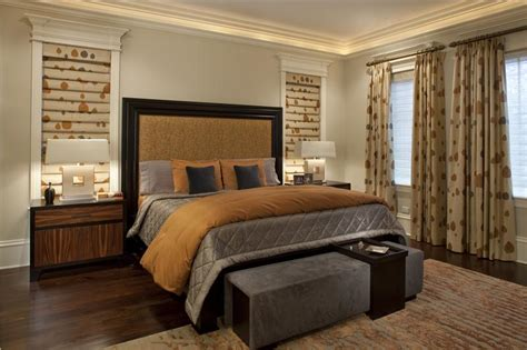 american bedroom classic transitional bedroom by michael abrams