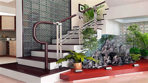 unique stairs garden small indoor garden ideas
