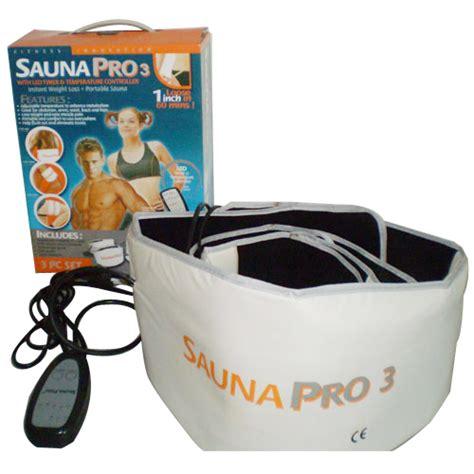 jual sauna pro 3 sabuk pelangsing 3in1 chion