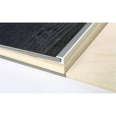 teppich abschlussprofil abschluss und treppenkantenprofil alu silber 2 5 mm