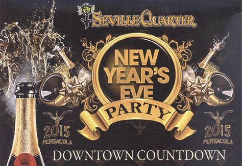 Countdown To 2007 A New Years Celebration by Seville Quarter Heritage Downtown Countdown