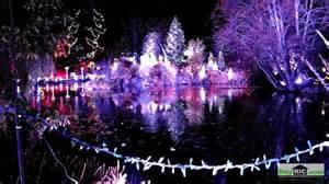 Patio Lights Vancouver Festival Of Lights Vandusen Botanical Garden Vancouver