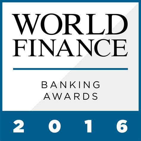 banking best world finance awards world finance