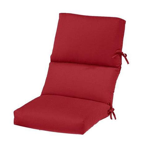 Red Outdoor Dining Chair Cushions Chairs Seating Dining Cushions For Chairs