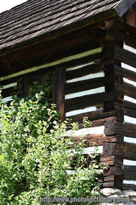 Cottage Dictionary Timbered Cottage Photo Picture Definition At Photo