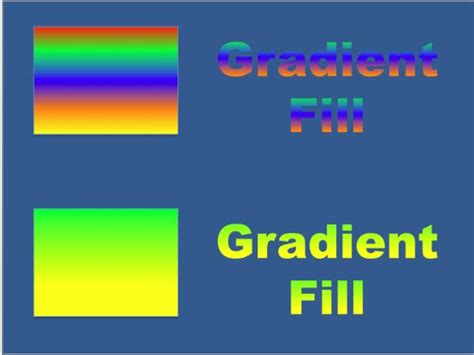 Gradient Fill for Text in PowerPoint 2011 for Mac   Mac