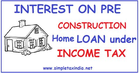 income tax rules on housing loan house loan income tax 28 images income tax calculation for interest on housing