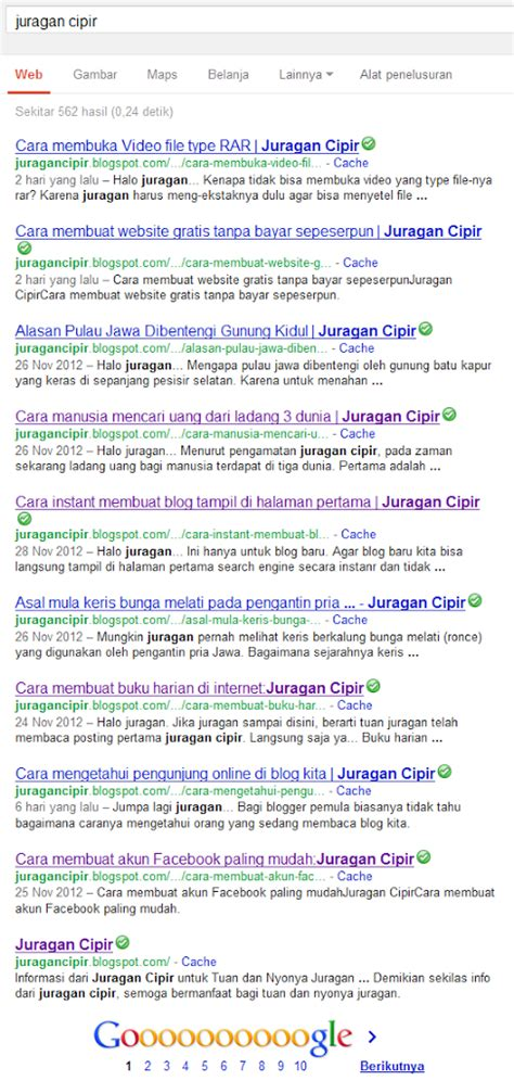template thesis paling seo friendly untuk blogspot