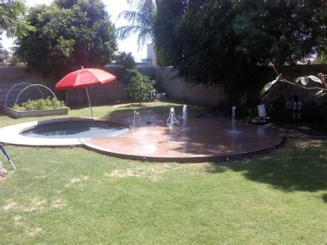 backyard splash pad cost 17 best ideas about splash pad on pinterest backyard