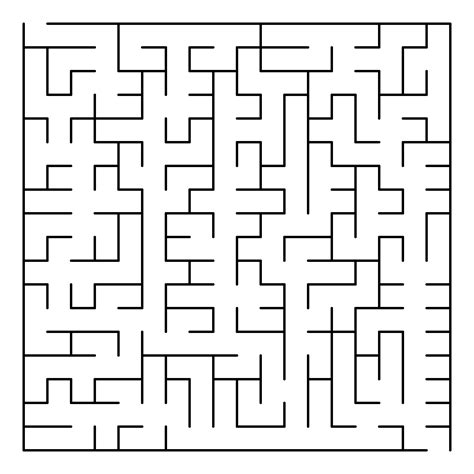 How To Make A Maze On Paper - the witness sells well next maybe bigger rock