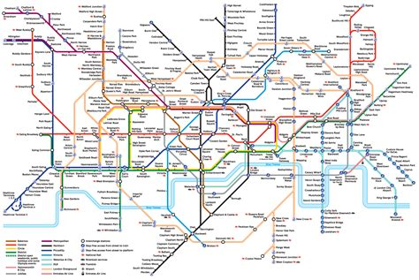 What Zone Is Covent Garden In - london metro map mapofmap1