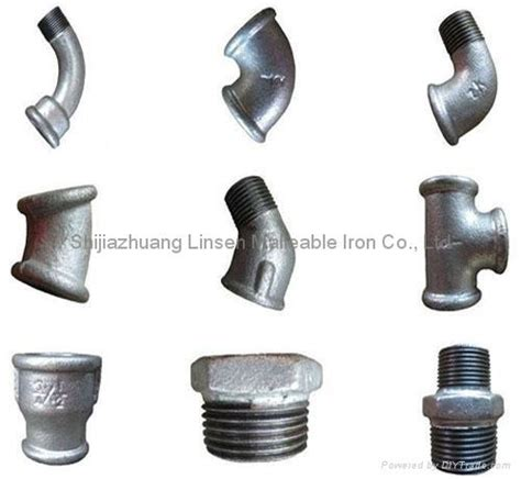 diped galvanized pipe fittings lshf 300 eh china