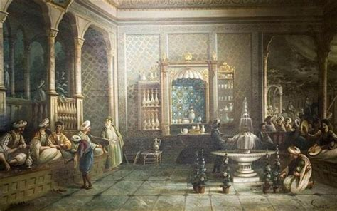 daily life in the ottoman empire coffee and coffeehouses among the ottomans