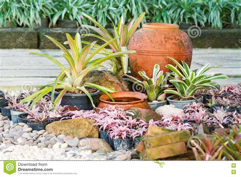 Garden Decoration Jar by Clay Jar Of Water Decoration Stock Image Image 72923777