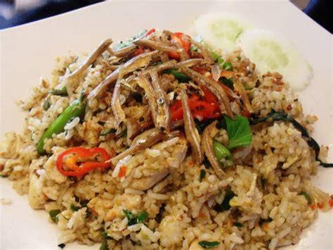 membuat nasi goreng cina resepi nasi goreng kung resepi dapur malaysia