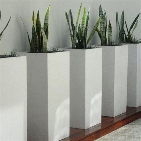 Terrazzo Planter by Outdoor Planters And Urns Pots Urns Pot Gallery Square Light Weight Terrazzo The