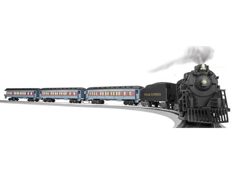 the polar express o gauge set with lionchief remote and