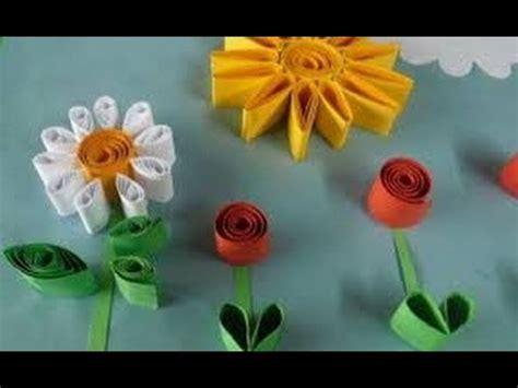 manualidades navide241as faciles de hacer como hacer manualidades faciles flores de papel 4