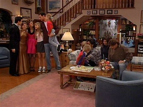 full house set tour season 8 episode 24 michelle rides again part 2