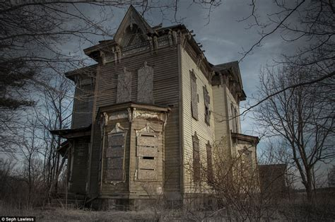 building a home in michigan these are america s real life haunted houses their