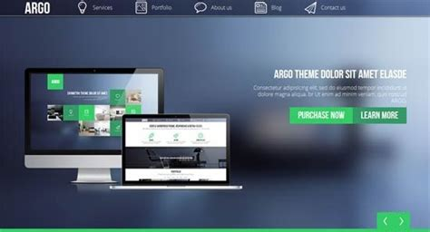 45 Best Selling Website Templates For April 2013 Psdreview Modern Bootstrap Templates