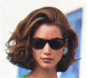 black bob hairstyles 1990 christy turlington 1990 christy turlington pinterest