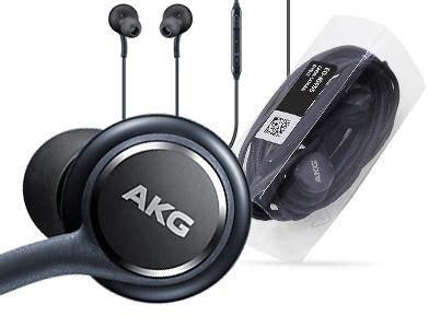 Earphone Samsung S8 Akg Black Ori New black akg samsung earphones headphones headset price review and buy in dubai abu