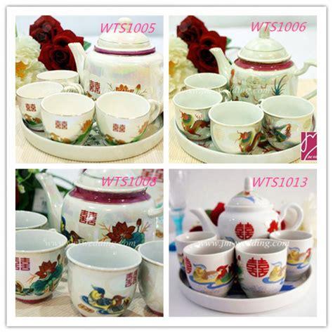 Exclusive Yuan Yang Tea Set wts1005 1006 1008 1013 pearl yuan yang tea set