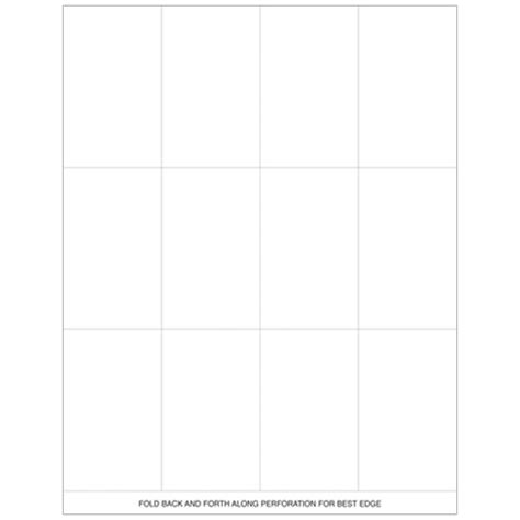 Place Card Templates For Great Papers 959040 great papers 959040 white