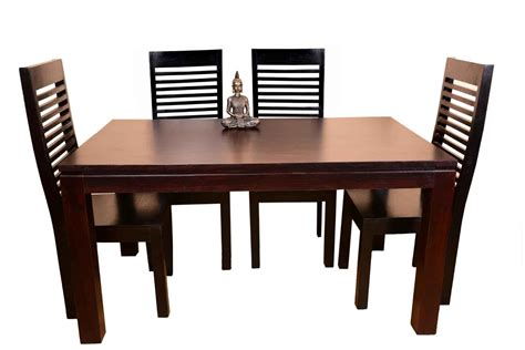 buy  seater classic dining table set small size dining
